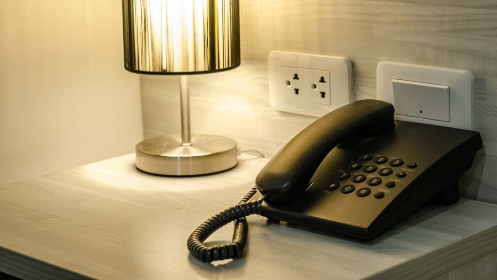 Small Hotel Phone System