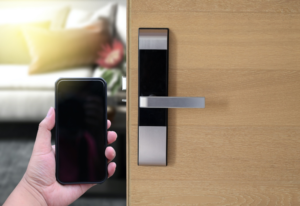 Mobile Key Lock