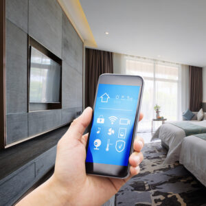 contactless technology hotel room 2