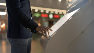 Hotel technology kiosks 1