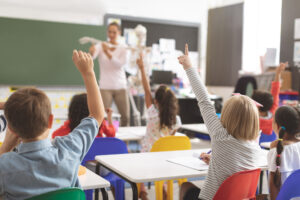 hotels give back in schools