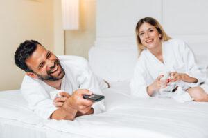 Smart hotel room controls 4